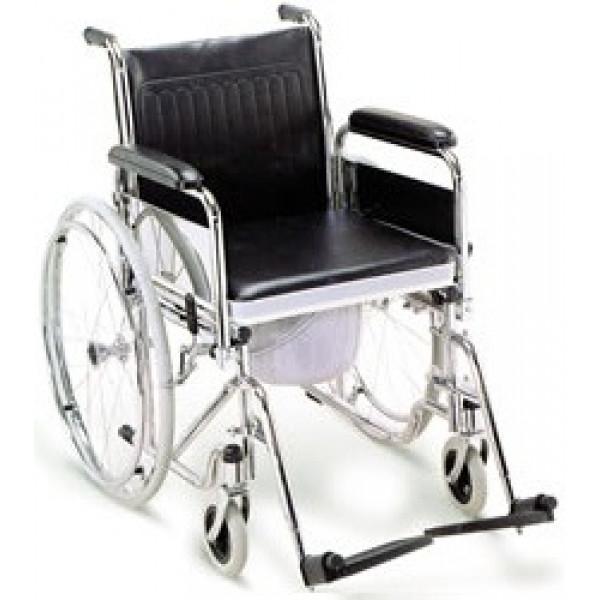 Кресло-коляска  Titan LY-250-681 с санитарным оснащением