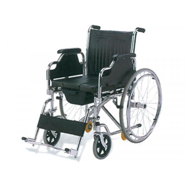 Кресло-коляска Titan LY-250-683 с санитарным оснащением