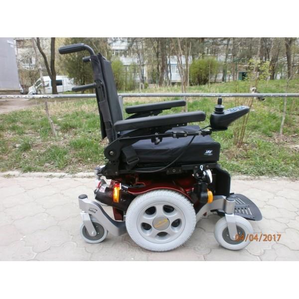 Кресло-коляска Титан LY-EB103-060191 (Quickie Salsa M)