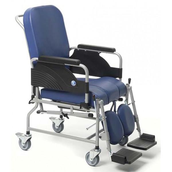 Кресло-каталка Vermeiren 9303 с санитарным оснащением