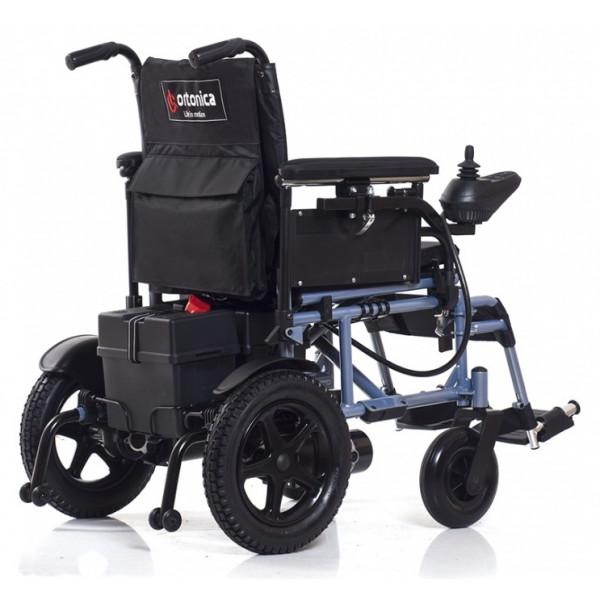 Кресло-коляска Ortonica PULSE 120 c электроприводом