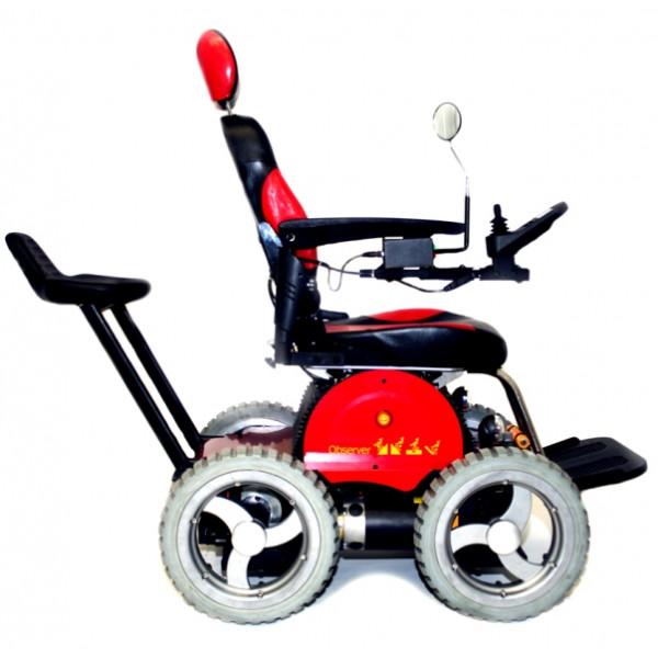 Кресло-коляска Observer Maximus c электроприводом