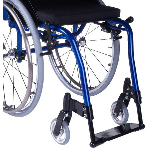 Кресло-коляска Преодоление Мустанг 1