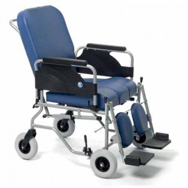 Кресло-каталка Vermeiren 9302 с санитарным оснащением