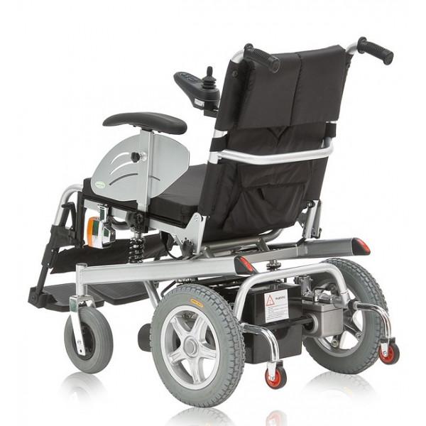 Кресло-коляска Мега Оптим FS123-43 c электроприводом