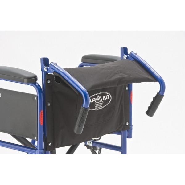 Кресло-каталка Армед H 030C складная