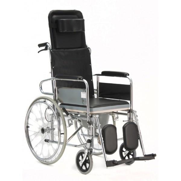Кресло-коляска CCWR01 с санитарным устройством