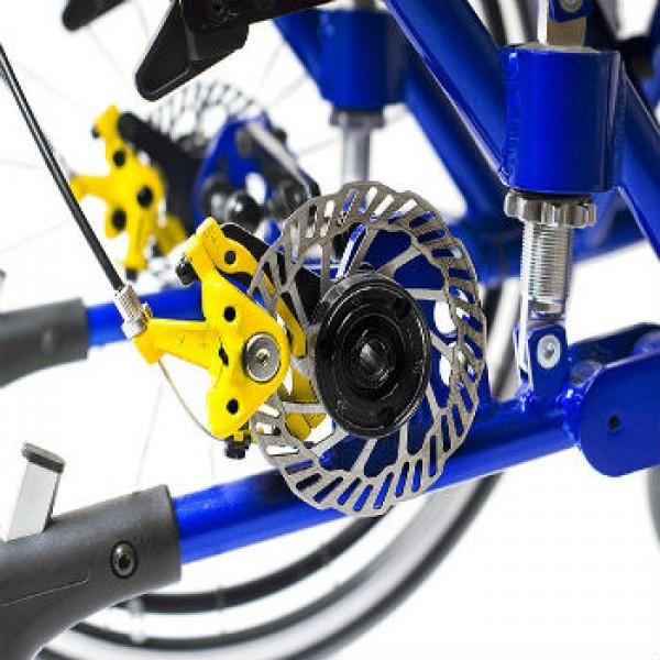 Инвалидная коляска Ortonica DELUX 530