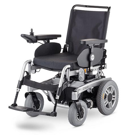 Фото инвалидной коляски с электроприводом
