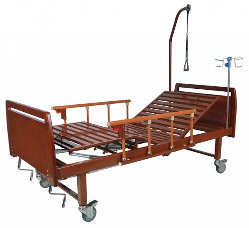 Медицинская кровать для дома - фото